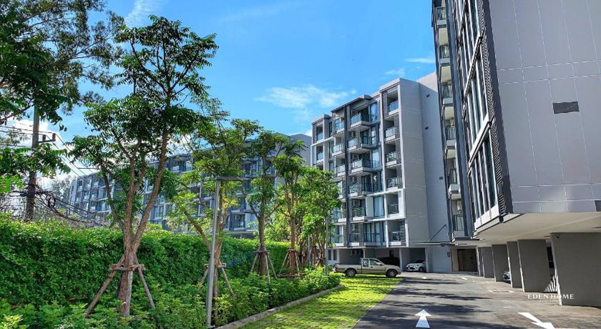 EDH-1-2BR apartment for rent in Cassia laguna