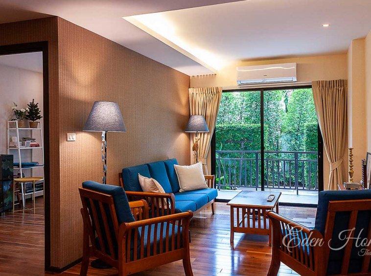 EHS-250 Living Area