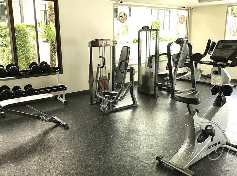 EHS-252 Gym