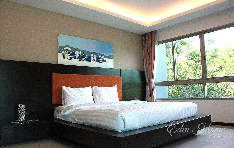 EHS-252 Master Bedroom
