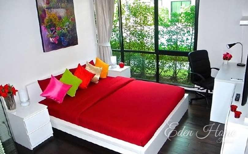 EHS-253 Master Bedroom