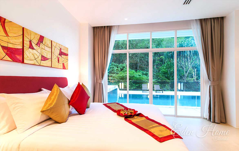 EHS-254 Bedroom