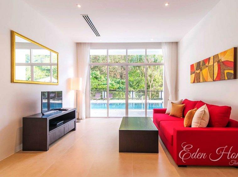 EHS-254 Living Area