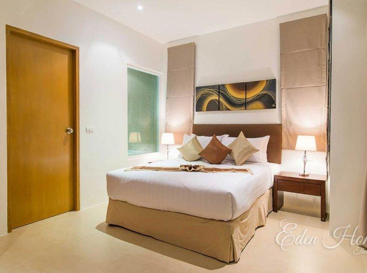 EHS-255 Master Bedroom